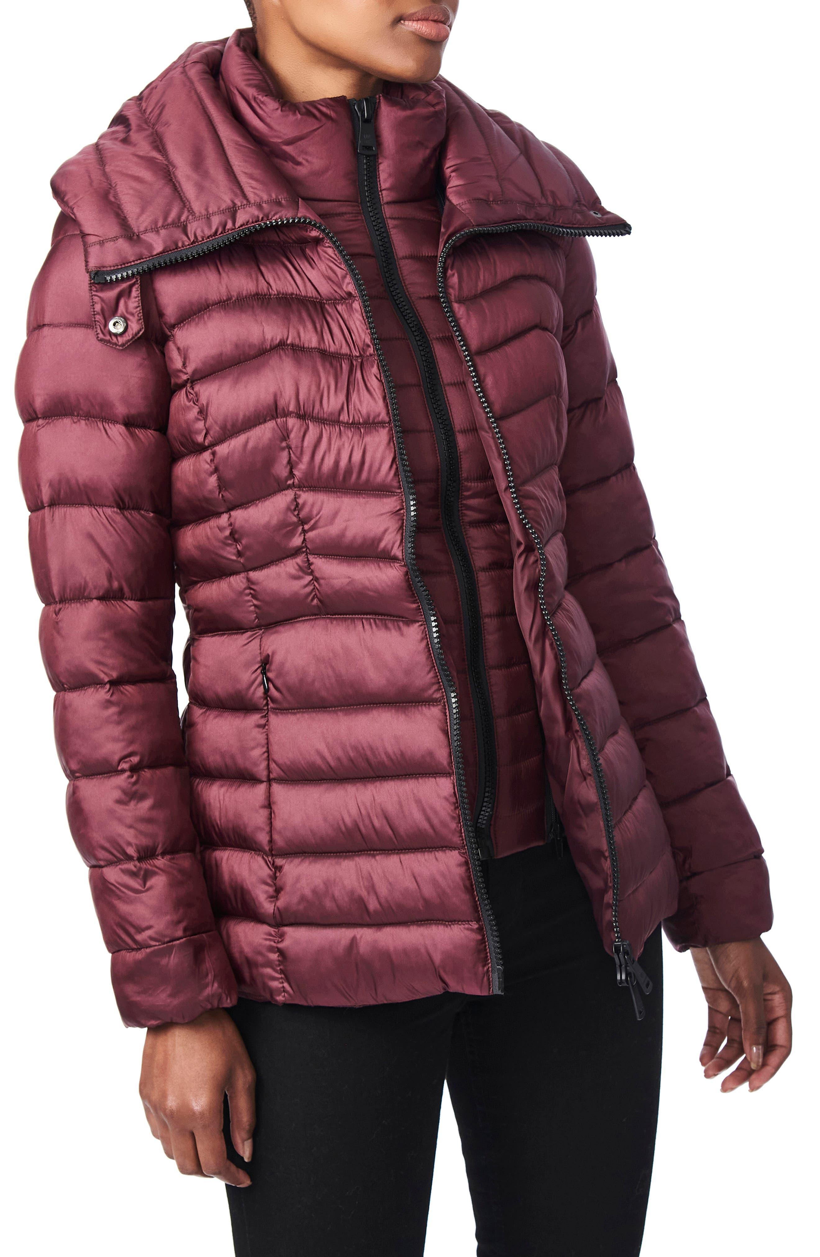 Packable Ecoplume(TM) Puffer Jacket