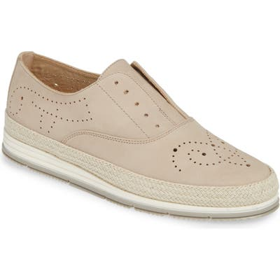 Vaneli Quain Slip-On Sneaker- Beige
