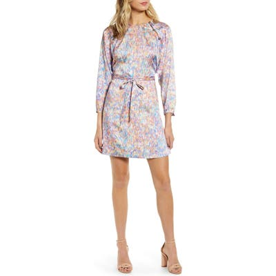 Rebecca Minkoff Lima Tie Waist Dress, Pink