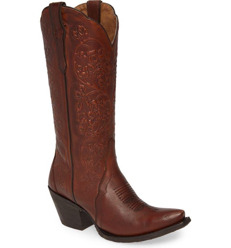 ARIAT Platinum Western Boots, Main, color, 200