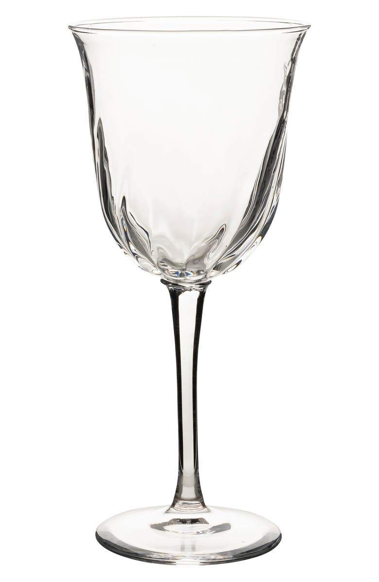 JULISKA Vienne White Wine Glass, Main, color, CLEAR