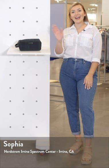Tartan Waxed Cotton Dopp Kit, sales video thumbnail
