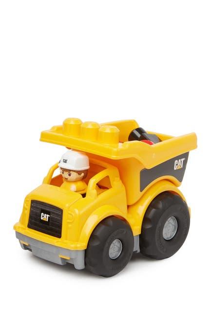 Image of Mattel CAT Lil' Dump Truck
