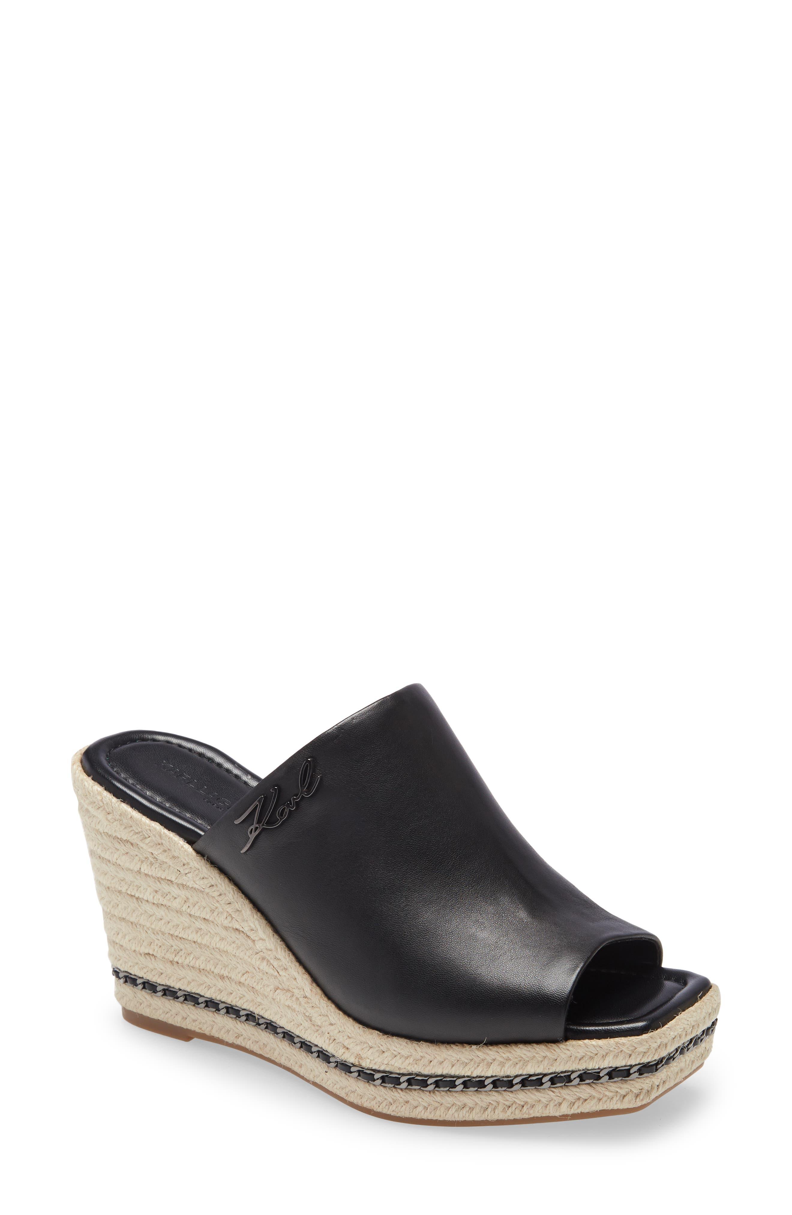 Espadrille Wedge Sandal