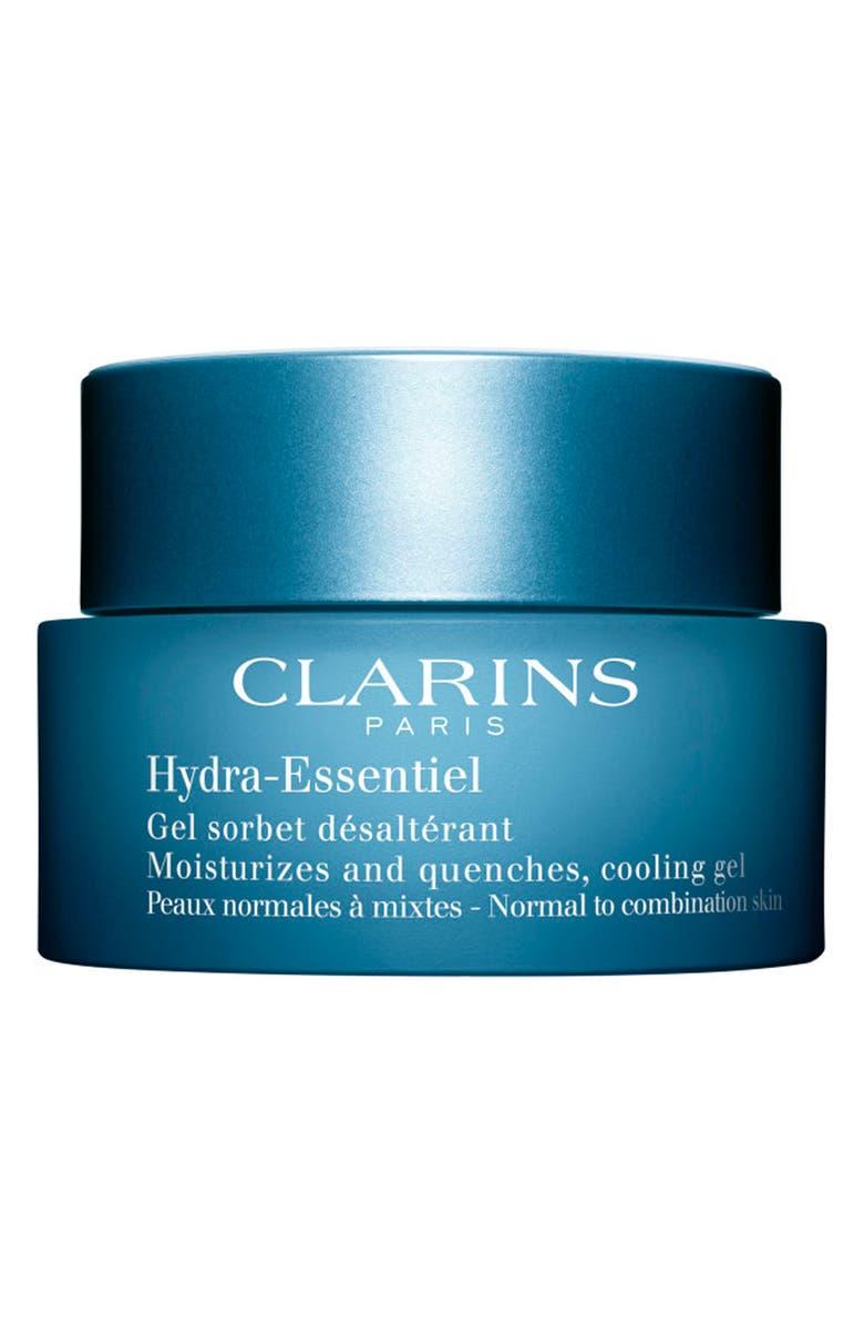 CLARINS Hydra-Essentiel Cream Gel, Main, color, NO COLOR