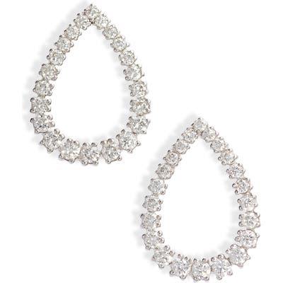 Bony Levy Liora Graduated Diamond Pear Stud Earrings (Nordstrom Exclusive)