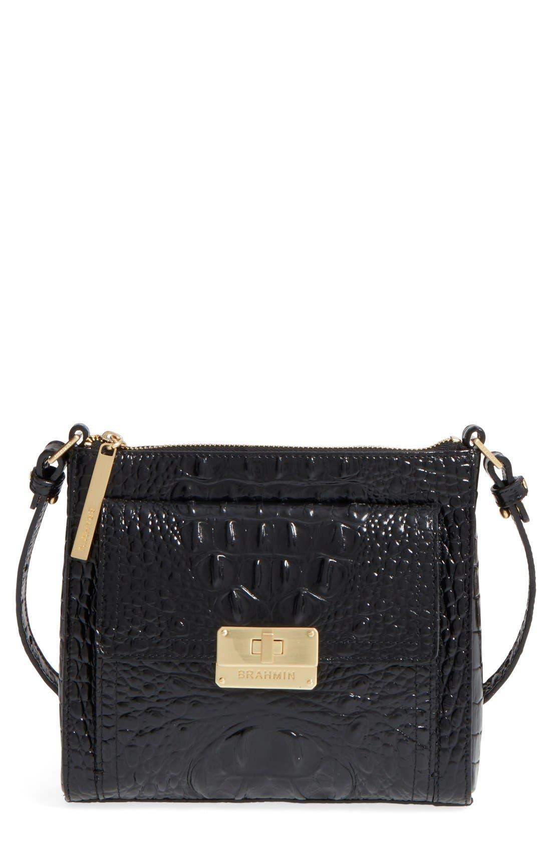 'Melbourne - Mimosa' Crossbody Bag, Main, color, 001