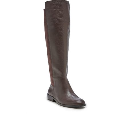 Sole Society Calypso Over The Knee Boot, Brown