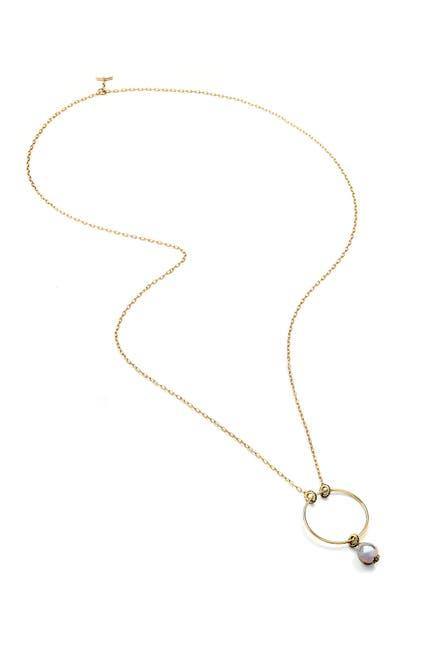 Image of NADRI Mari Freshwater Pearl Pendant Necklace