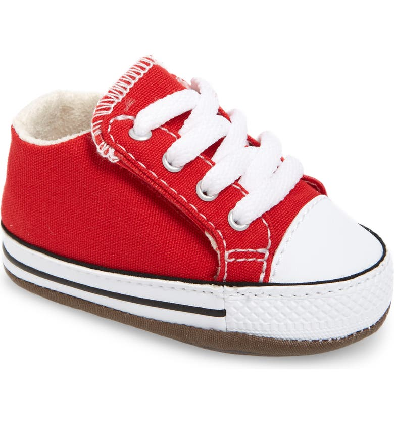 CONVERSE Chuck Taylor<sup>®</sup> All Star<sup>®</sup> Cribster Low Top Crib Shoe, Main, color, 610