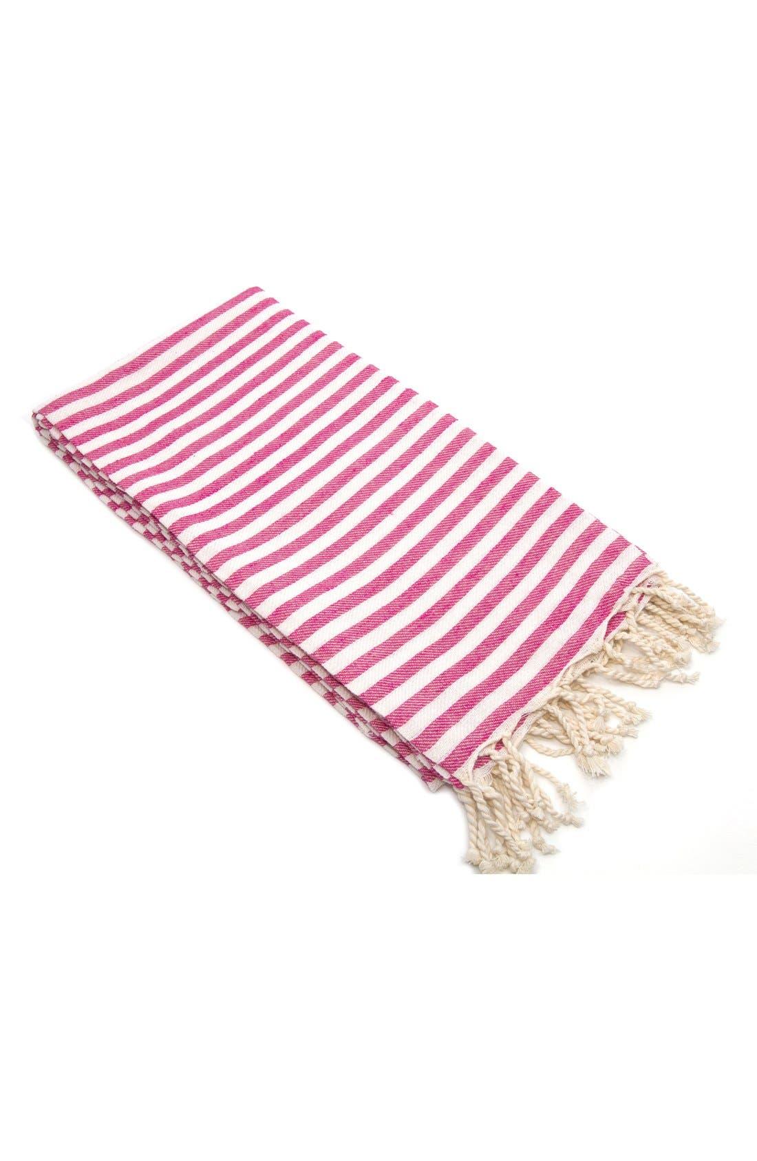 'Fun in the Sun' Turkish Pestemal Towel, Main, color, 650