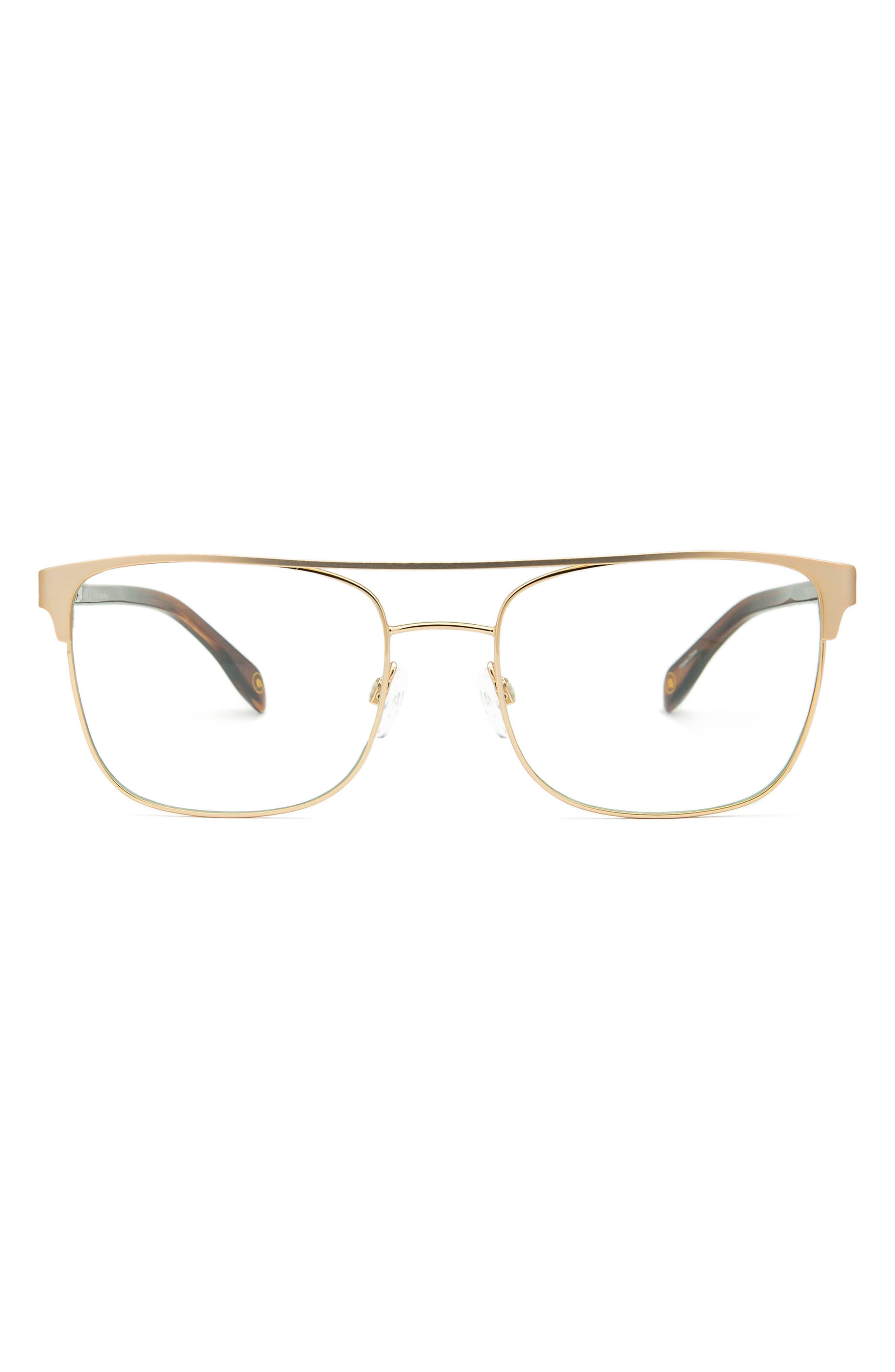 54mm Navigator Blue Light Blocking Glasses