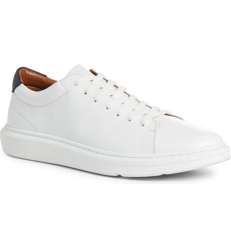 BP. x Alex Costa Venice Lace-Up Sneaker, Main, color, WHITE