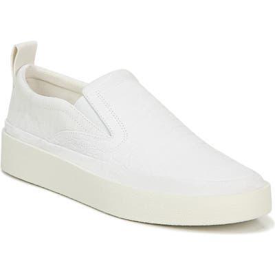 Via Spiga Markie Slip-On Sneaker- White