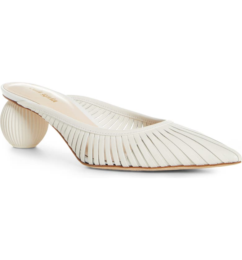 CULT GAIA Alia Mule, Main, color, WHITE