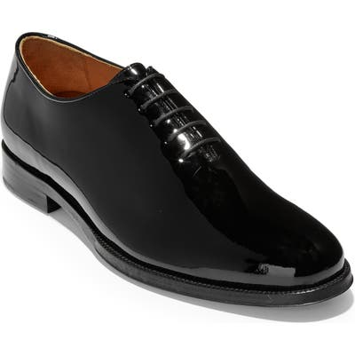 Cole Haan American Classics Gramercy Whole Cut Shoe - Black