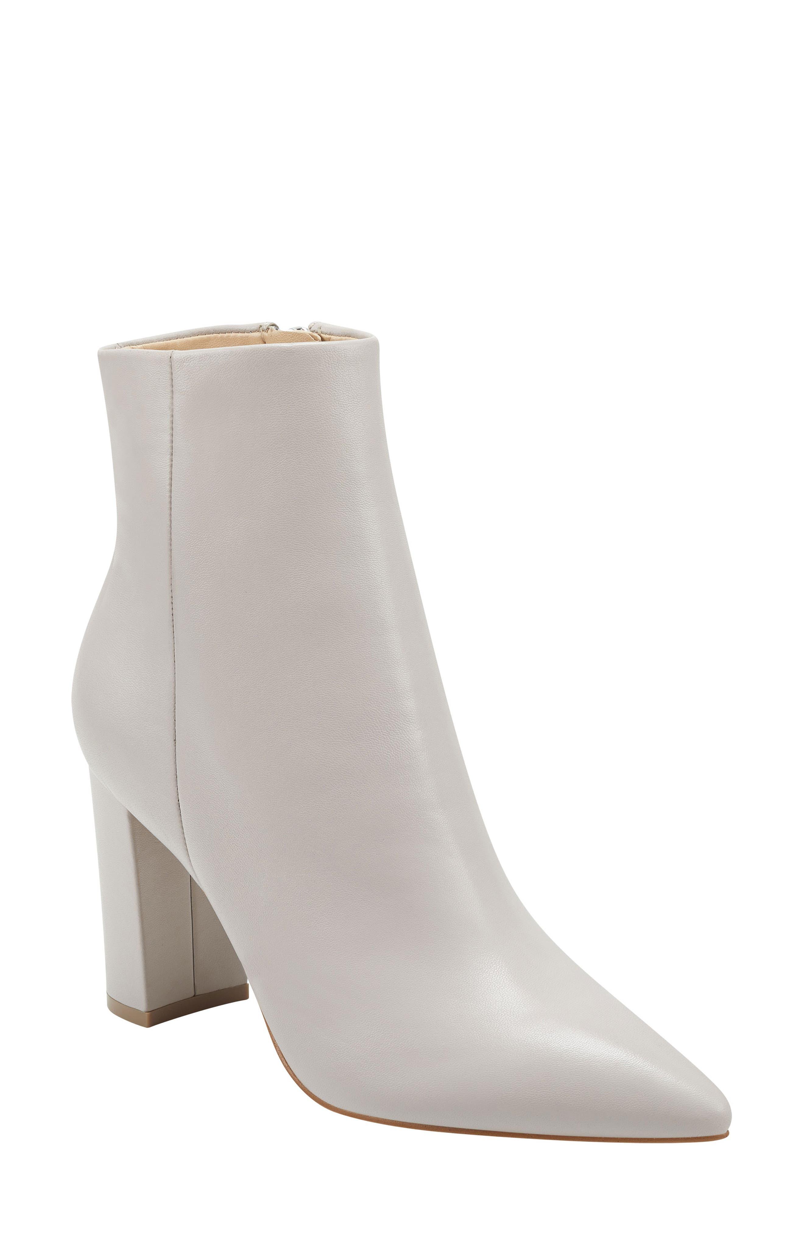 Marc Fisher Ltd. Ulani Pointy Toe Bootie, Grey