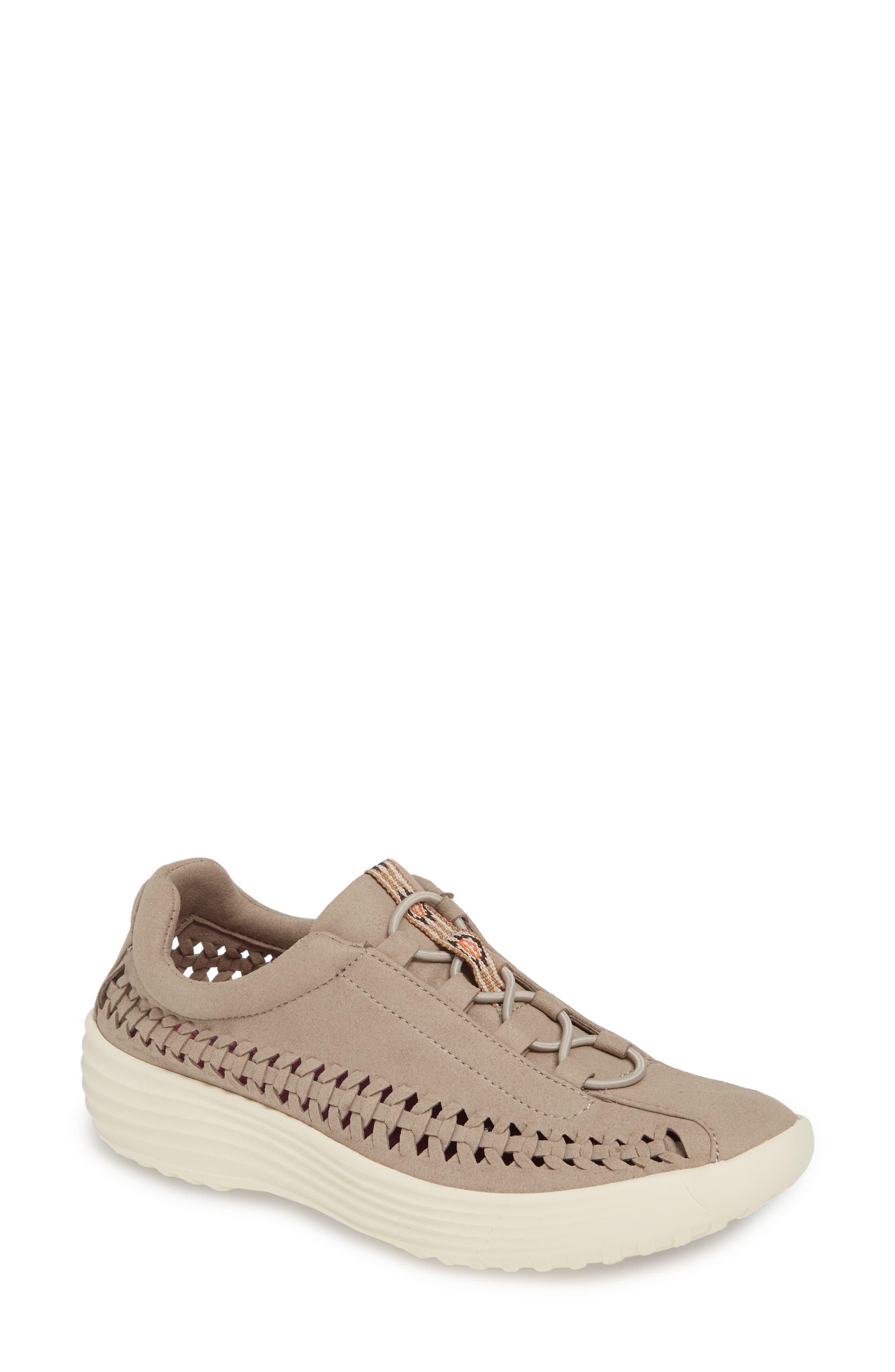 Bionica Marea Slip-On Sneaker, Grey