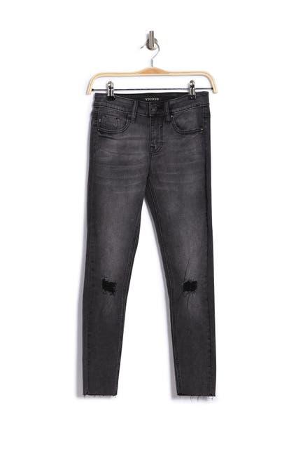 Image of Vigoss Thompson Tomboy Deconstructed Jeans