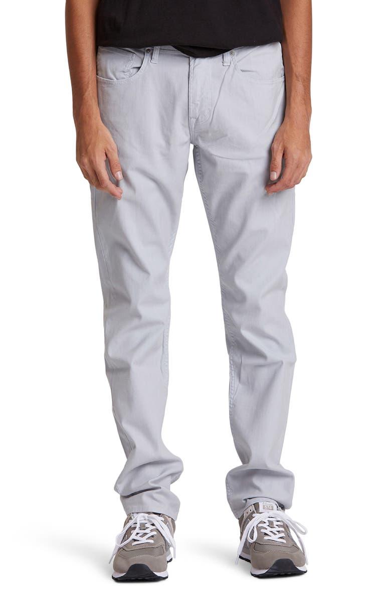 HUDSON JEANS Blake Slim Straight Leg Jeans, Main, color, 401