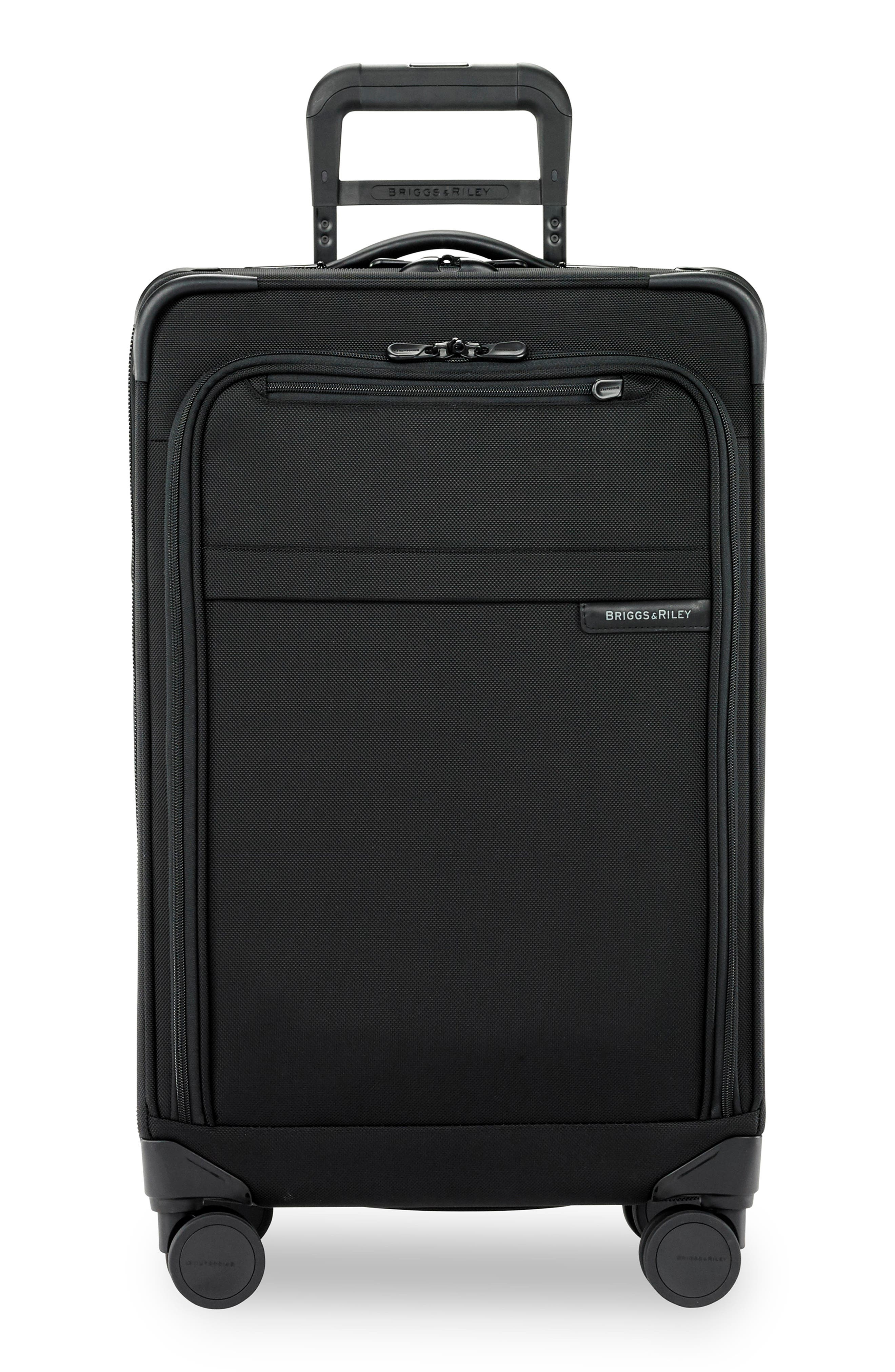 25-Inch Expandable Wheeled Trunk