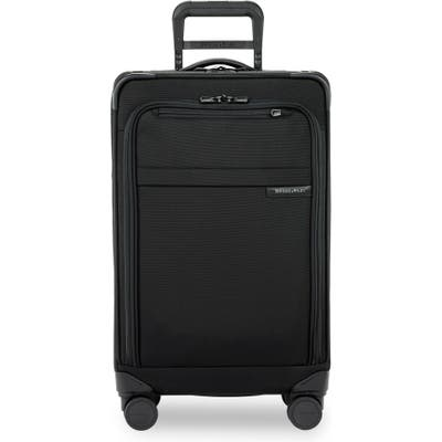 Briggs & Riley 25-Inch Expandable Wheeled Trunk - Black