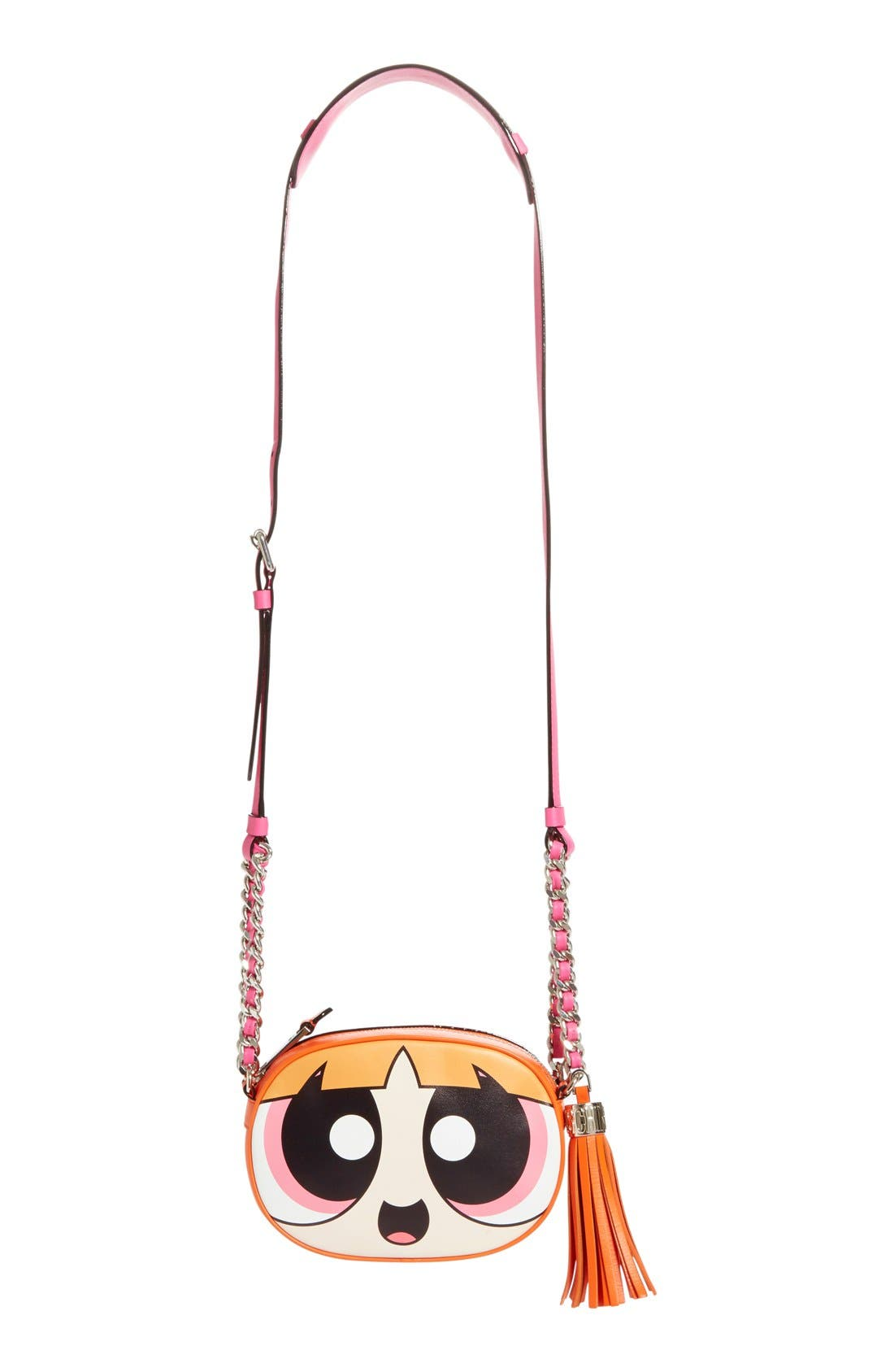 ,                             'The Powerpuff Girls<sup>®</sup> - Blossom' Canteen Crossbody Bag,                             Alternate thumbnail 2, color,                             650