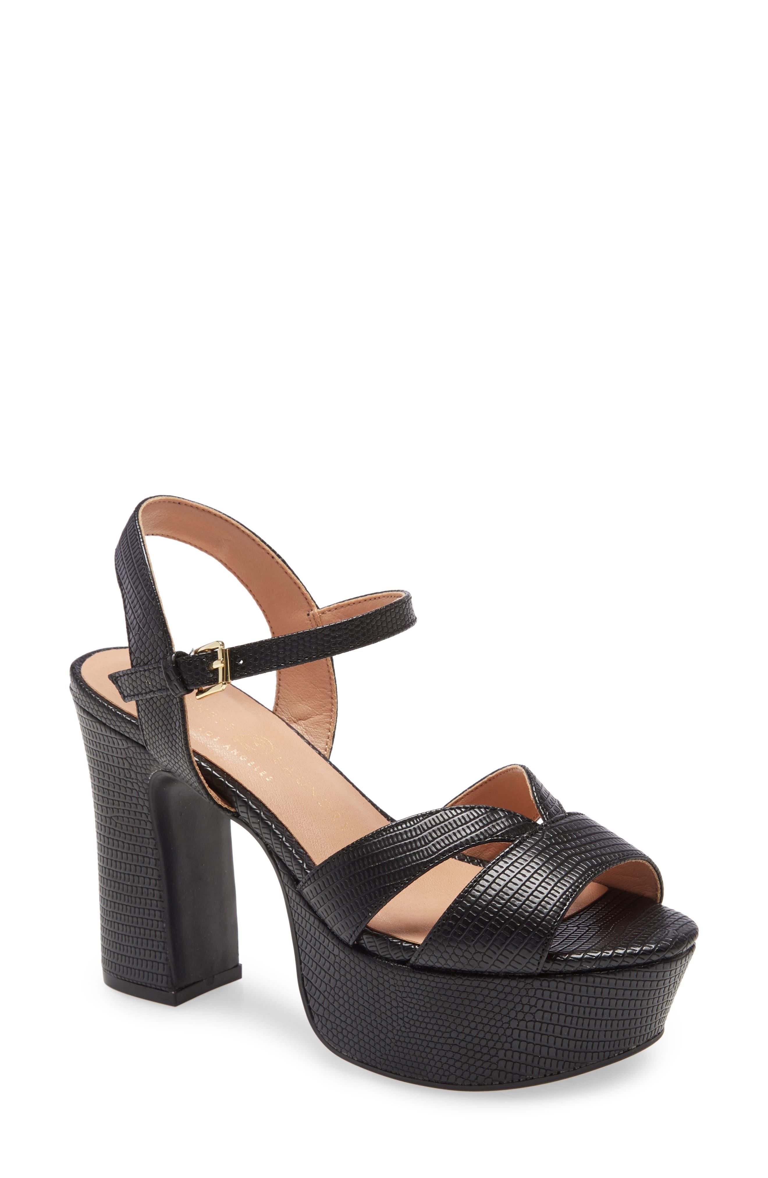 Daydreamer Platform Sandal