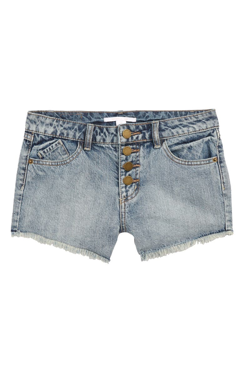O'NEILL Harper Denim Shorts, Main, color, 493