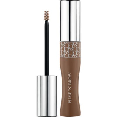 Dior Diorshow Pump N Brow Squeezable Brow Mascara - 021 Chestnut