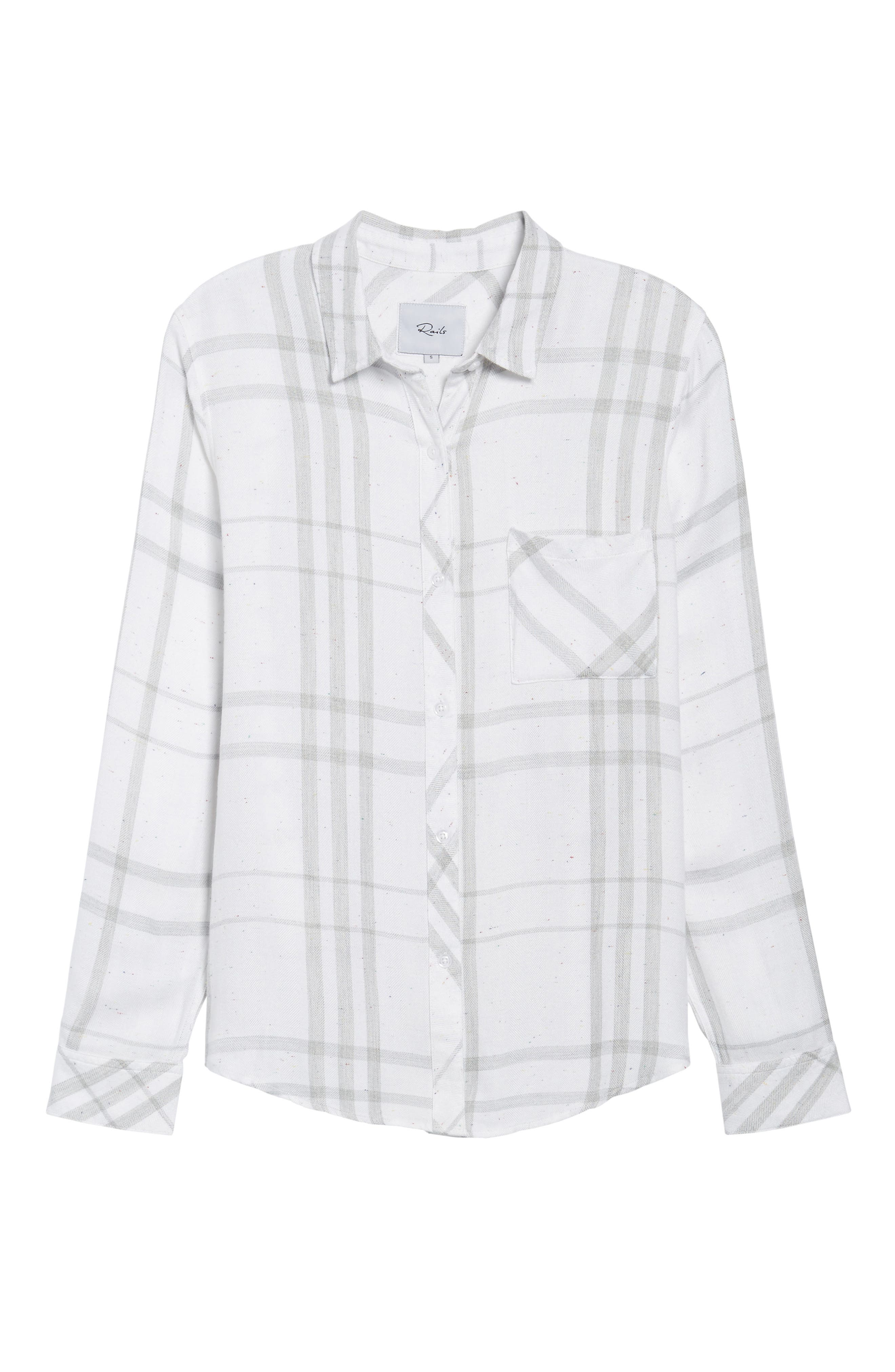 ,                             Hunter Plaid Shirt,                             Alternate thumbnail 608, color,                             109