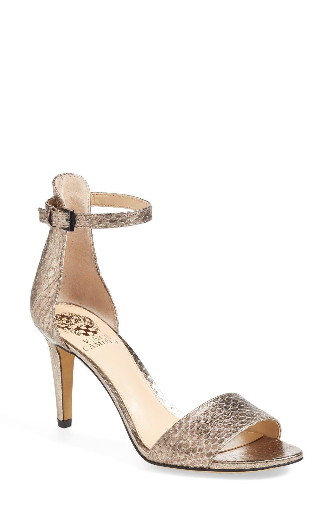 ,                             'Court' Ankle Strap Sandal,                             Main thumbnail 28, color,                             040