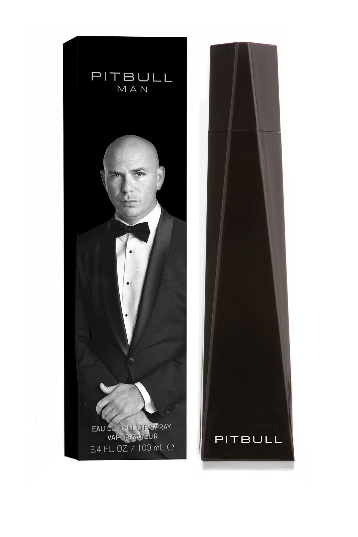 Image of PITBULL Man Eau de Parfum Spray - 3.4 fl. oz.