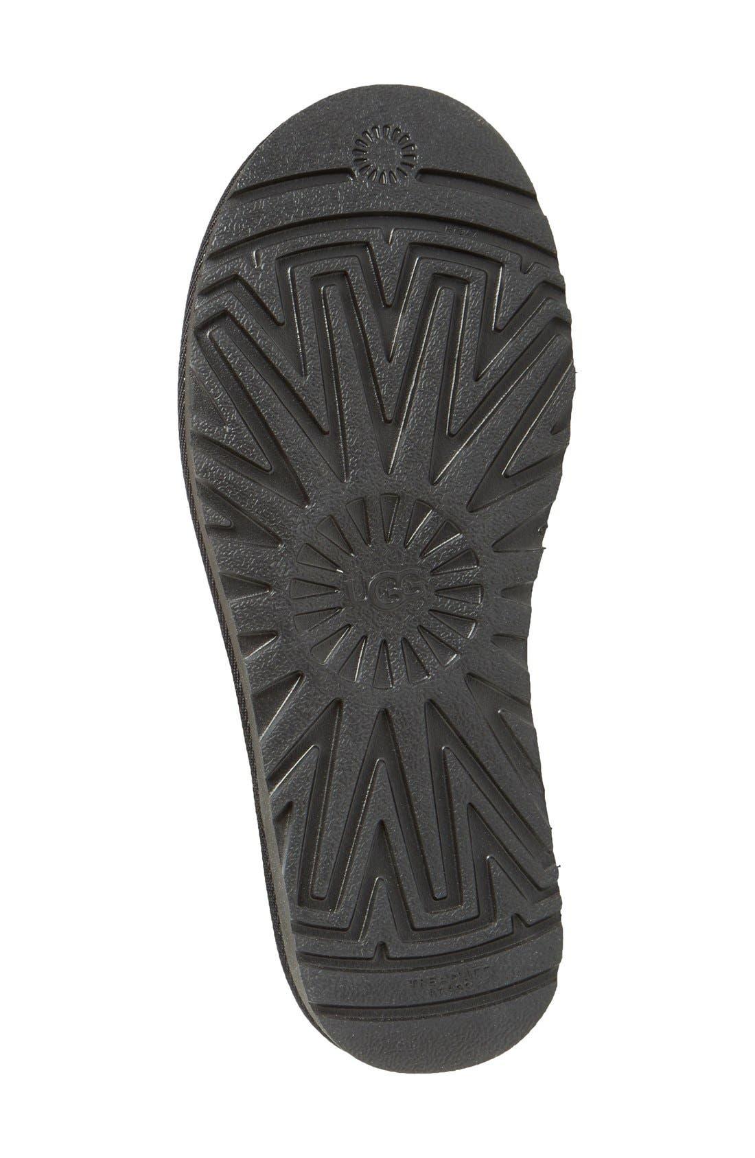 ,                             Classic Mini II Genuine Shearling Lined Boot,                             Alternate thumbnail 106, color,                             001