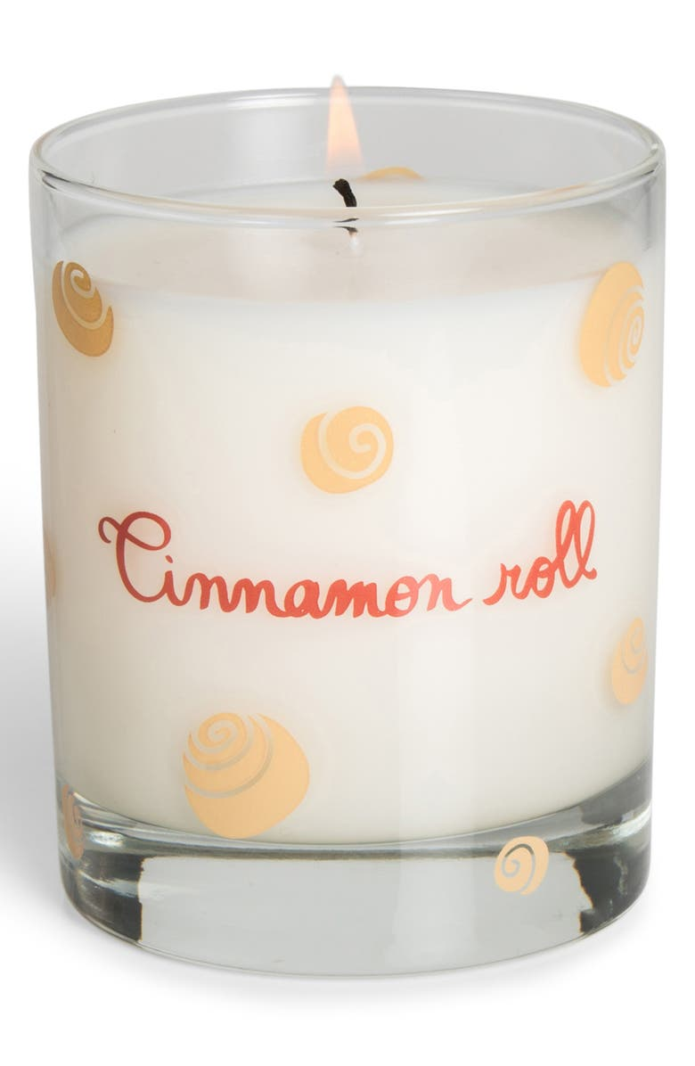 JOYA Cinnamon Roll Candle, Main, color, 600