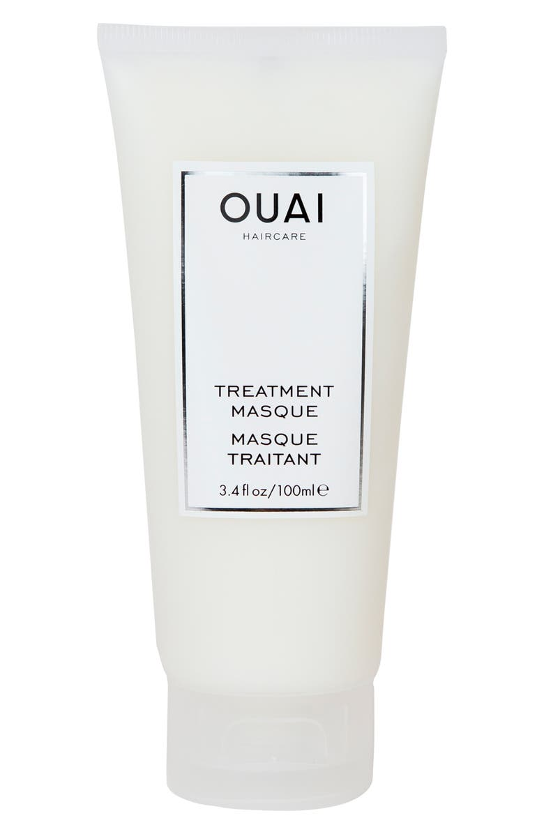 OUAI Treatment Masque, Main, color, NO COLOR