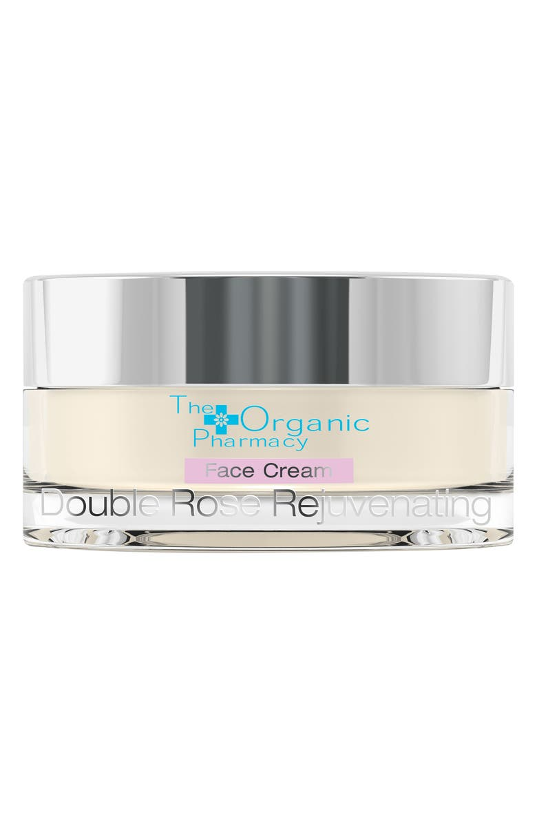 THE ORGANIC PHARMACY Double Rose Rejuvenating Face Cream, Main, color, NO COLOR
