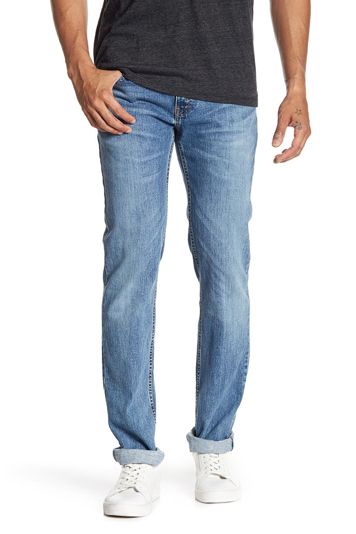 """Image of Levi's 511 Circle Slim Jeans - 30-34"""" Inseam"""