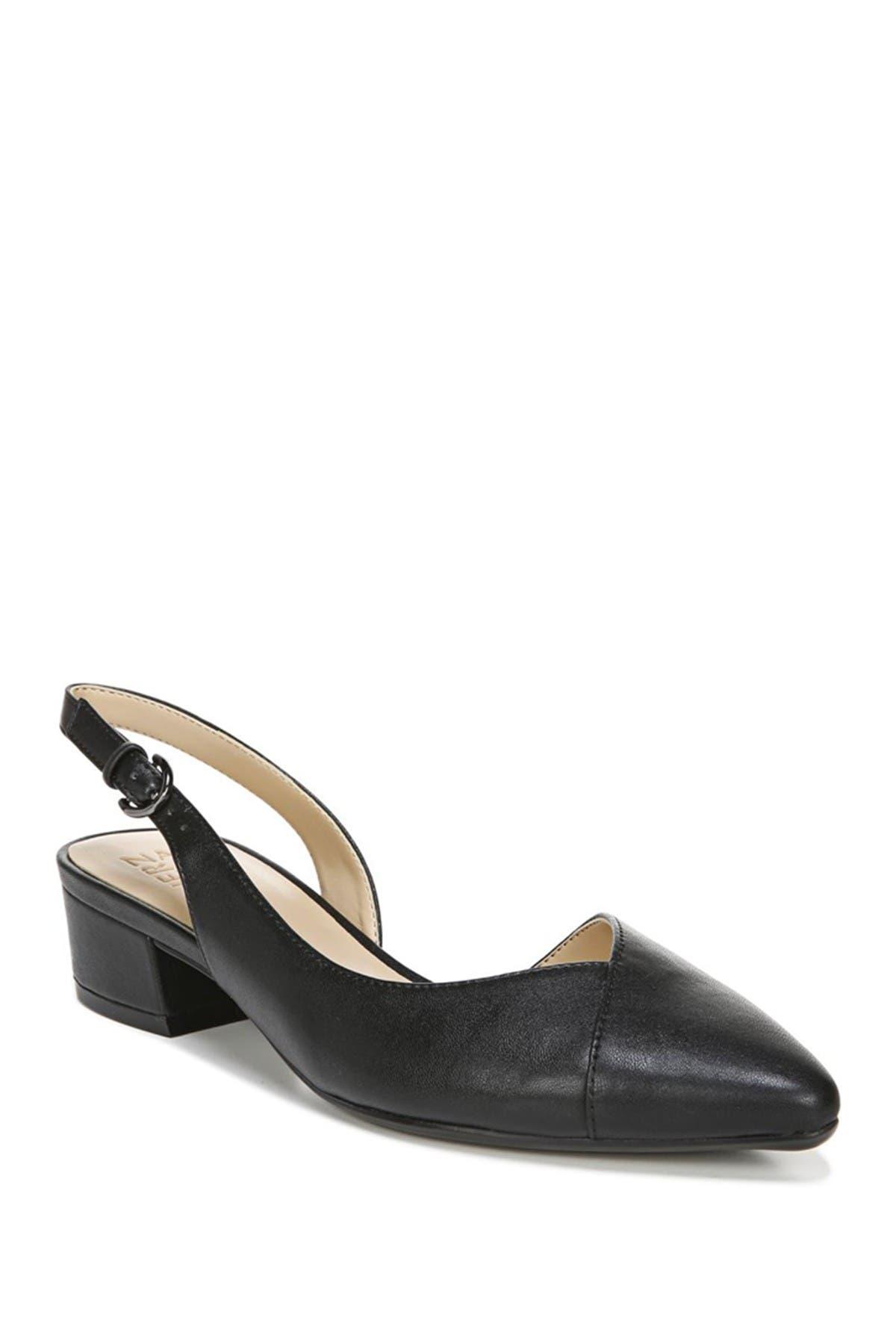 Image of Naturalizer Frisco Pointed Toe Block Heel
