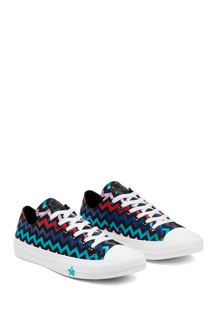 Image of Converse Chuck Taylor All Star Zigzag Oxford Sneaker