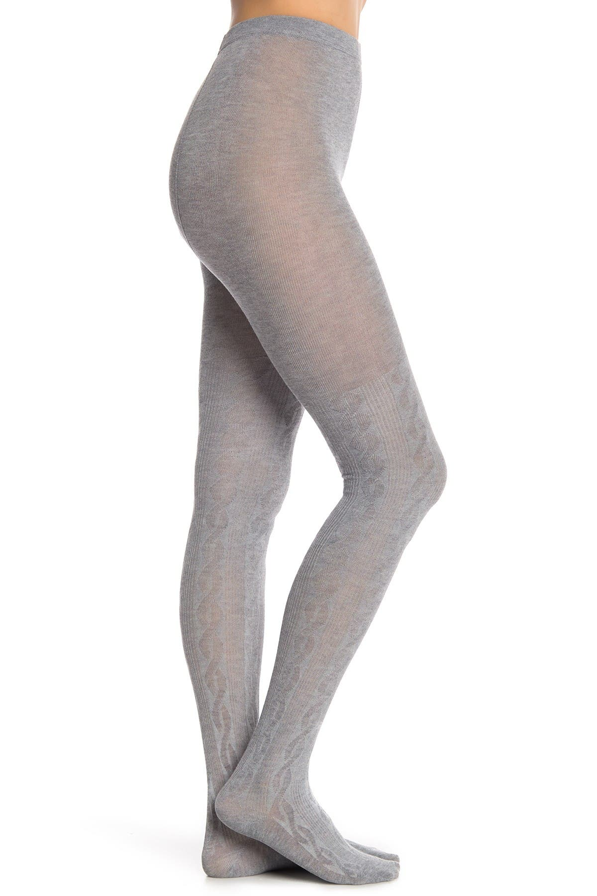 Image of HUE Cable Sweater Tights