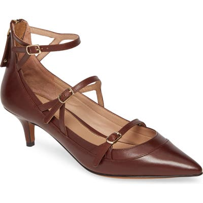 Linea Paolo Cathy Pump, Brown