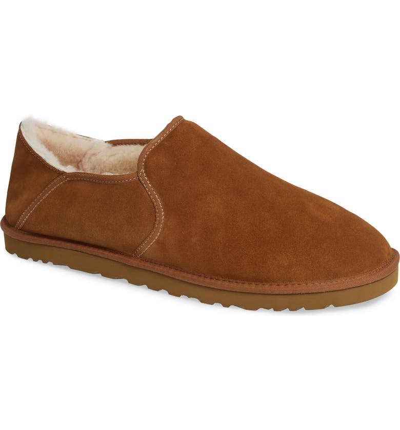 UGG<SUP>®</SUP> Australia Kenton Slip-On, Main, color, CHESTNUT