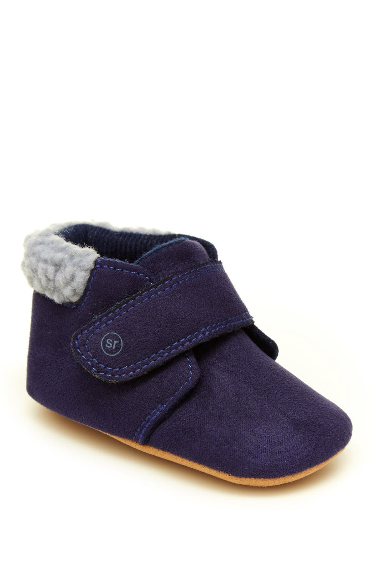 Image of Stride Rite Miles Crib Shoe