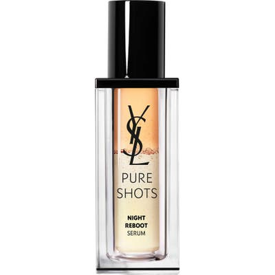 Yves Saint Laurent Pure Shots Night Reboot Resurfacing Serum