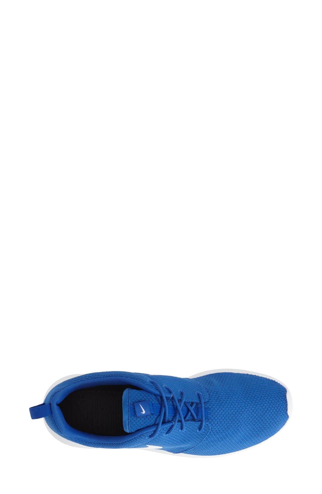 ,                             'Roshe Run' Sneaker,                             Alternate thumbnail 113, color,                             416