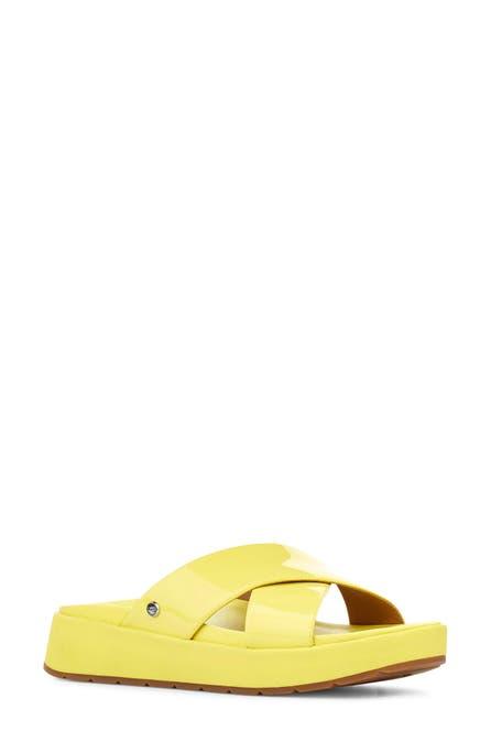 UGG® - Emily Platform Slide Sandal