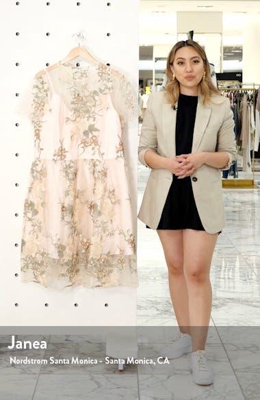 Curve Bryanna Fit & Flare Dress, sales video thumbnail