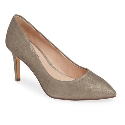 Louise Et Cie Hanabeth Pump- Grey