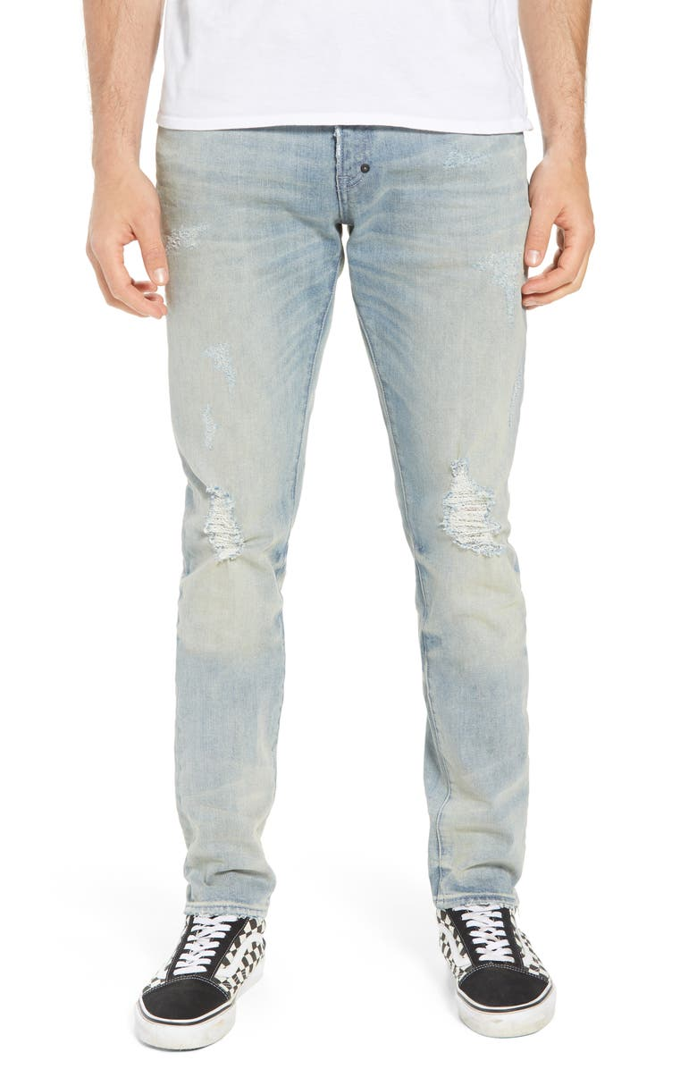 PRPS Windsor Skinny Fit Jeans, Main, color, 489